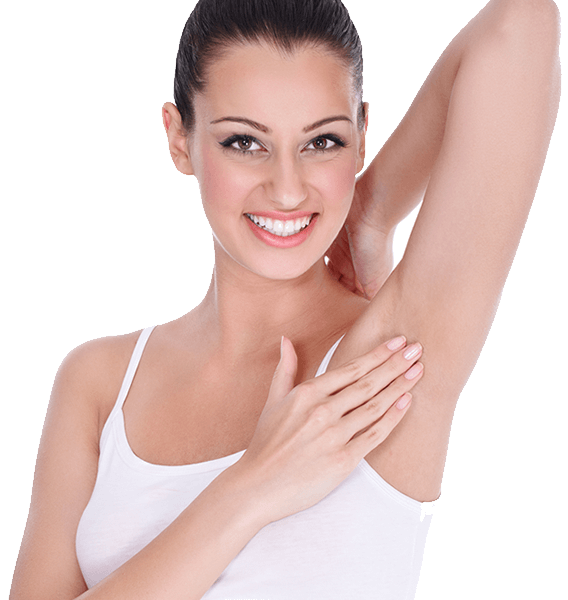 Underarm Perspiration Treatments
